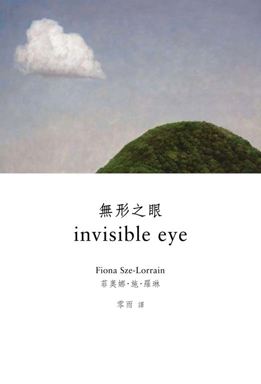 book cover: Invisible Eye